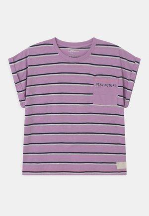 TEENAGER - T-shirt print - vintage lilac