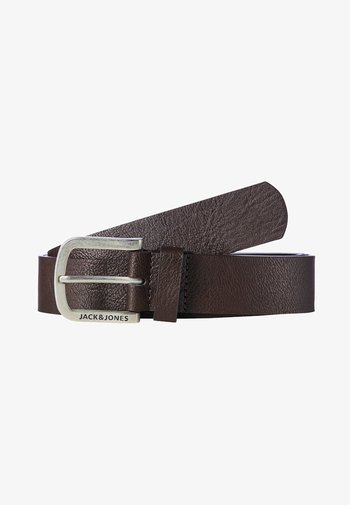 Belt - black coffee