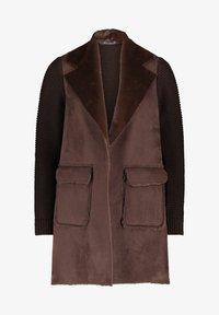 Betty Barclay - Short coat - dark chocolate - 3