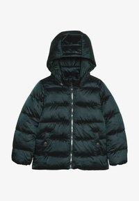 Kids ONLY - KONNAIOMI HOODED JACKET - Winter jacket - ponderosa pine - 4