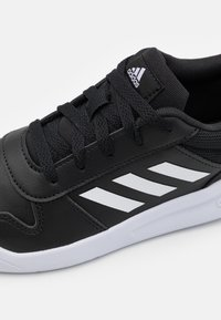 adidas Performance - TENSAUR UNISEX - Kuntoilukengät - core black/footwear white - 5