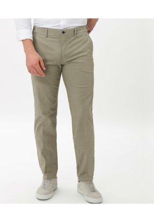 PIO - Pantalon classique - green