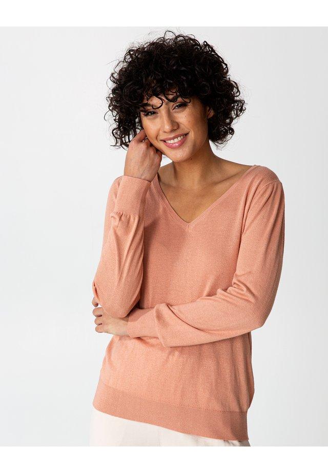 CORA - Sweter - ltpink