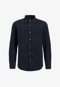 WE Fashion - Shirt - dark blue - 2