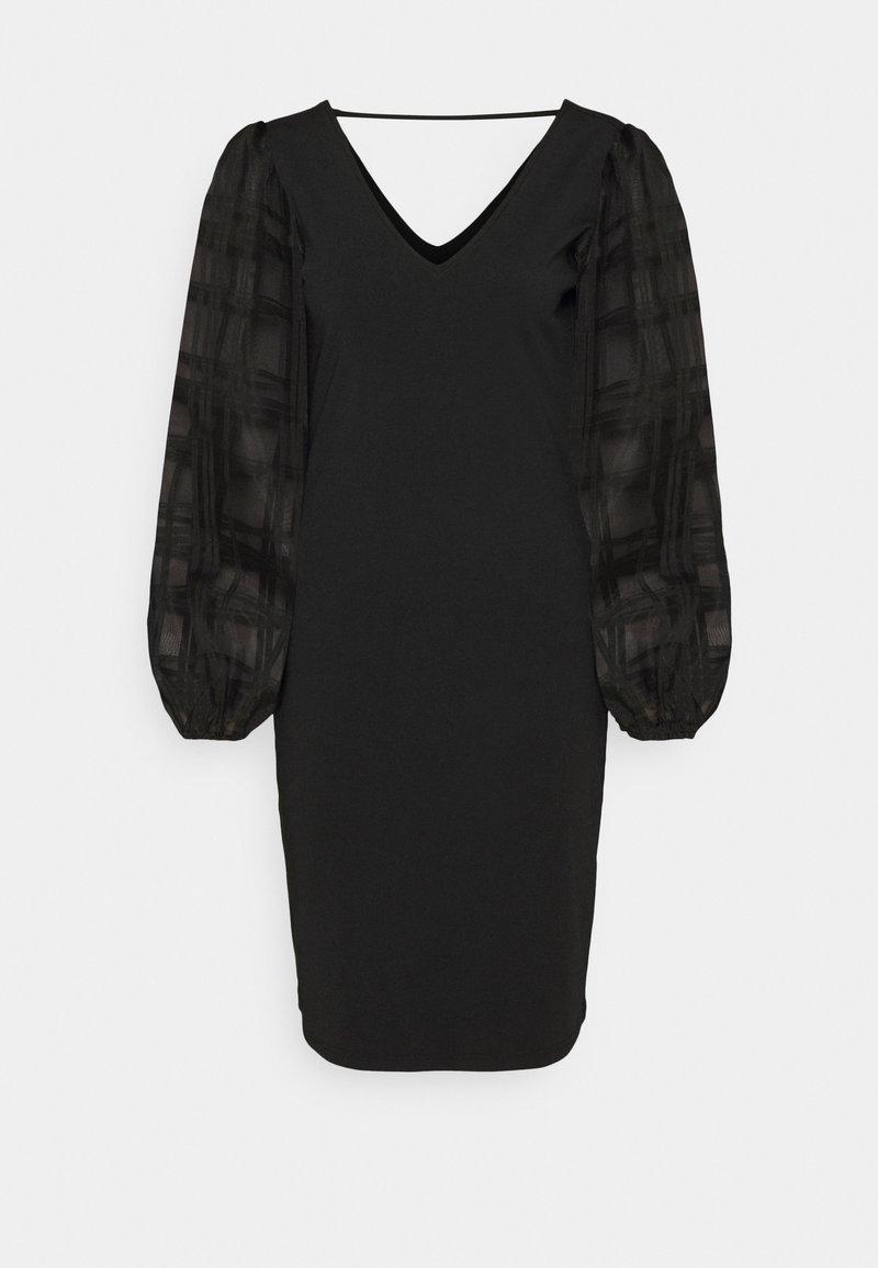 Love Copenhagen - LCMEERA DRESS - Cocktail dress / Party dress - pitch black