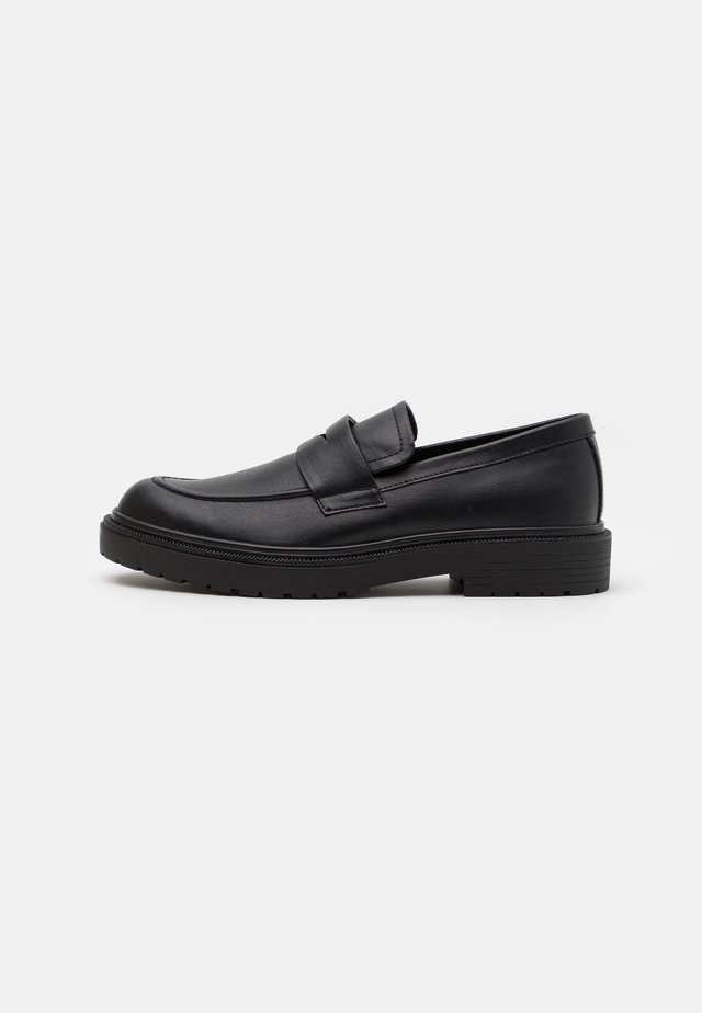 UNISEX - Business loafers - black