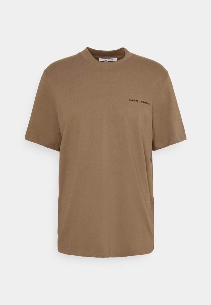 Samsøe Samsøe - NORSBRO - Print T-shirt - caribou