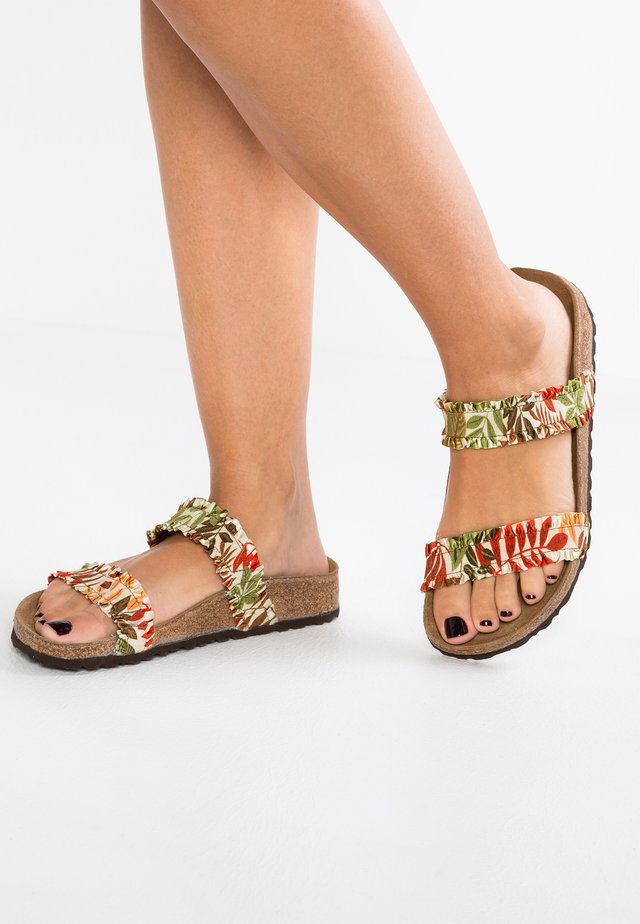 CURACAO - Mules - brown