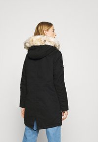 ONLY - ONLMAY LIFE  - Parka - black - 2