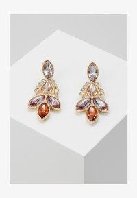 ONLY - ONLKAIYA EARRING - Earrings - gold-coloured/pink/red/clear - 0