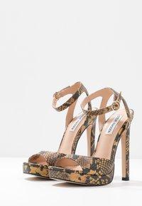 Steve Madden - LUV - High heeled sandals - yellow - 4