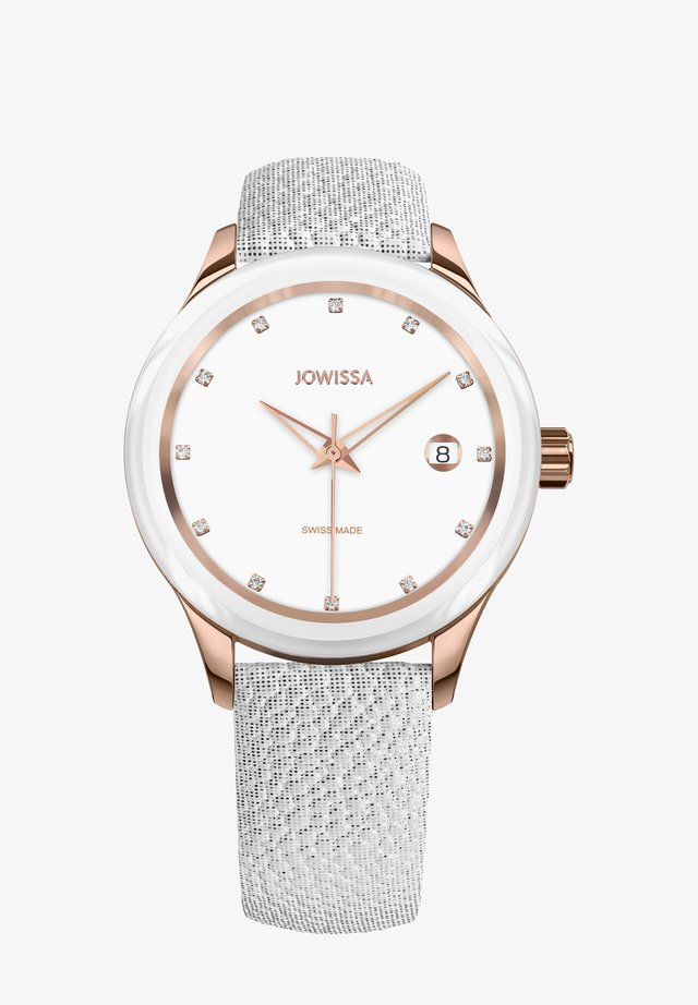 Horloge - weiß