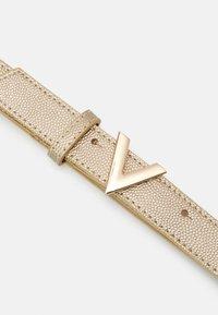 Valentino Bags - DIVINA PLUS - Belt - oro - 2