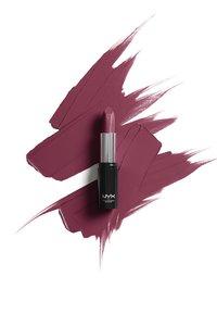 Nyx Professional Makeup - SHOUT LOUD SATIN LIPSTICK - Lipstick - love is a drug - 2
