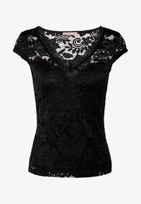 Anna Field Petite - T-shirts med print - black - 3