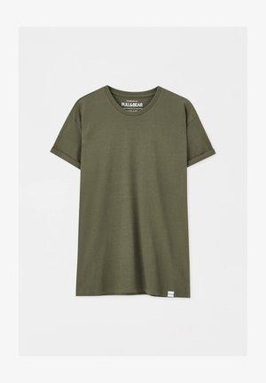 T-shirt basic - khaki