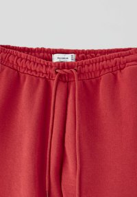 PULL&BEAR - Tracksuit bottoms - red - 4