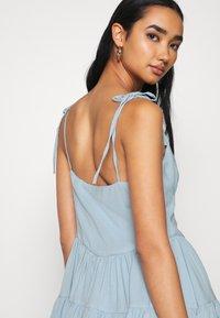 Tiger Mist - BIJOU DRESS - Denní šaty - blue - 3