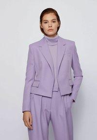 BOSS - JISTANY - Blazer - light purple - 0