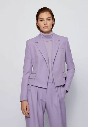 JISTANY - Blazer - light purple