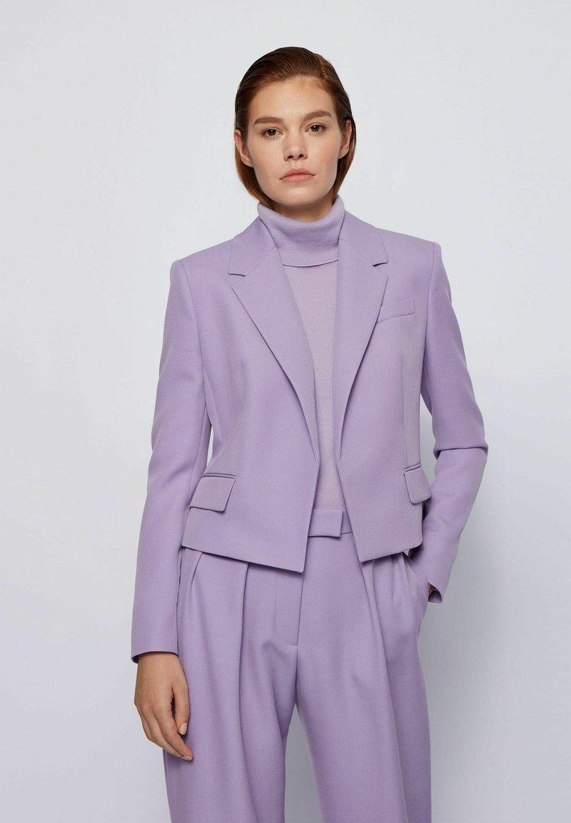 BOSS - JISTANY - Blazer - light purple