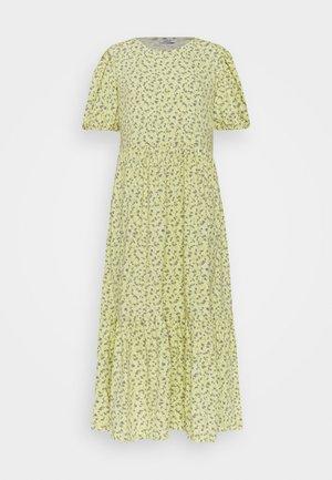 ENMANON DRESS - Maxi šaty - summer grass
