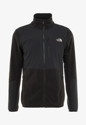 GLACIER PRO FULL ZIP - Forro polar - black