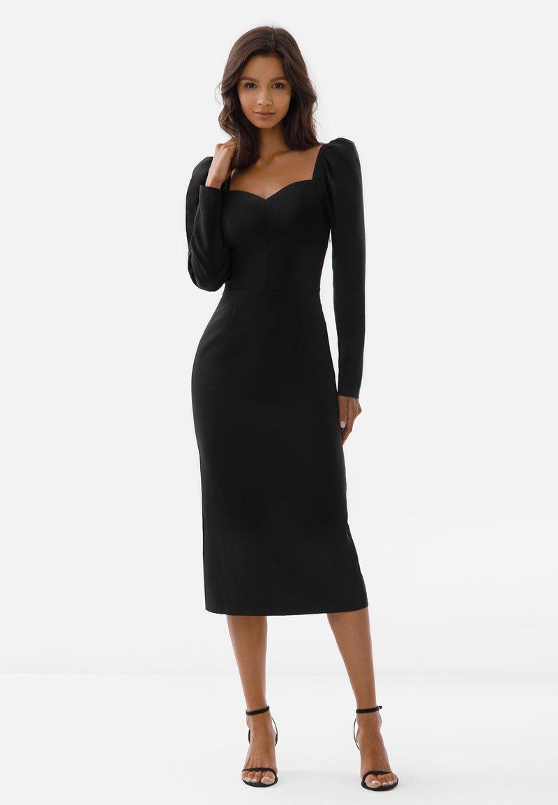 Lichi - Sweetheart - Shift dress - black