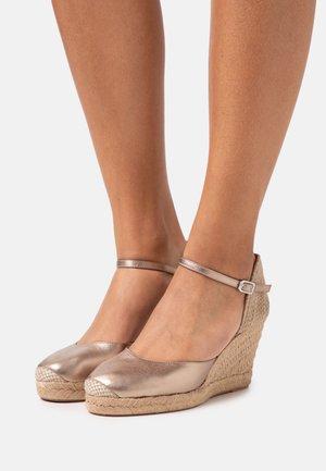 CASTILLA - Platform sandals - mumm
