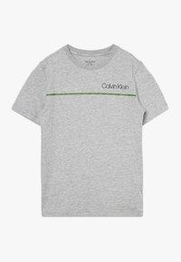 Calvin Klein Underwear - TEES 2 PACK - Undershirt - grey - 2