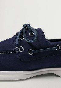 Mango - Boat shoes - blau - 5