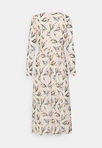TOM TAILOR DENIM - PRINTED DRESS - Maxi dress - cream - 1