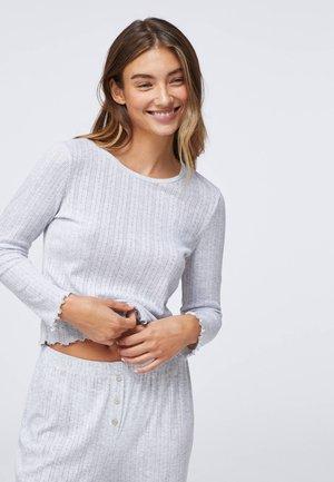 Nattøj trøjer - light grey
