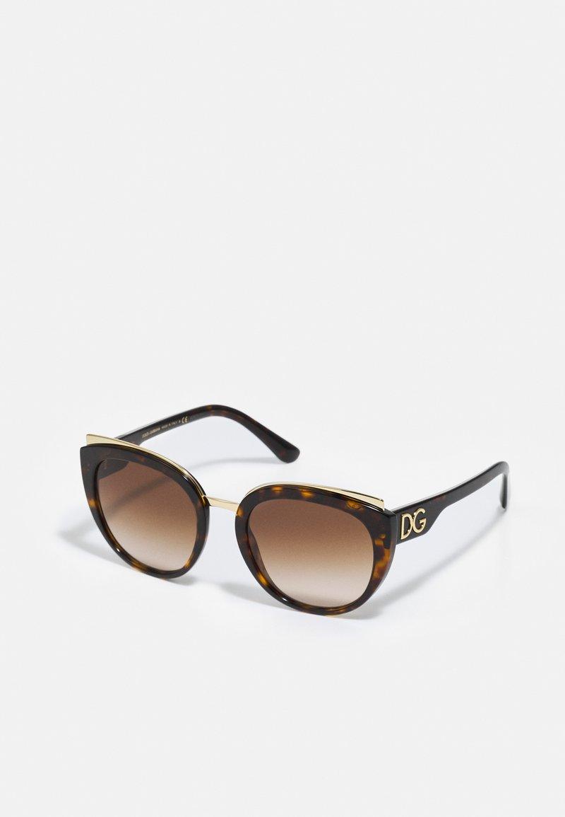 Dolce&Gabbana - Solglasögon - havana