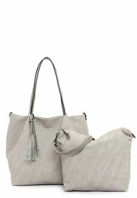 Emily & Noah - ELKE - Shopping bag - lightgrey - 3