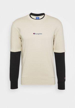 CREWNECK - Sweater - beige