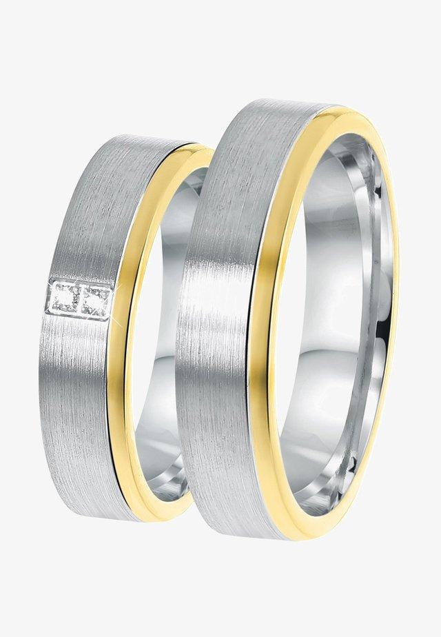 VRIENDSCHAP 2 PACK - Ring - zilverkleurig/goudkleurig