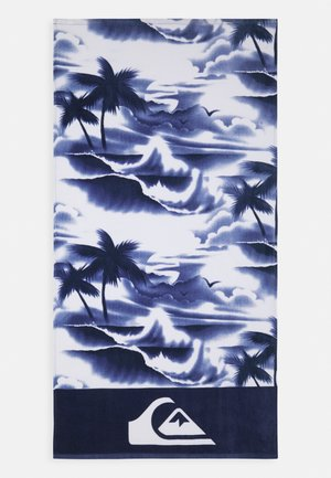 FRESHNESS TOWEL - Rantapyyhe - blue indigo