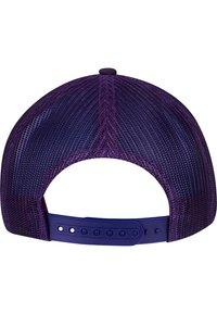 Flexfit - Cap - purple/ white - 3