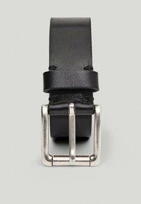 Massimo Dutti - Belt - black - 2