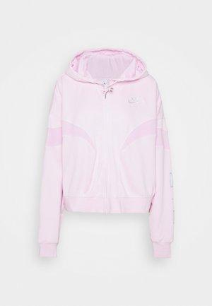 AIR HOODIE - Sudadera con cremallera - regal pink