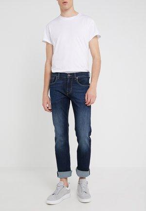 MY MID USED - Jean slim - dark blue