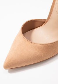 ALDO Wide Fit - NICHOLES WIDE FIT - High heels - camel - 2