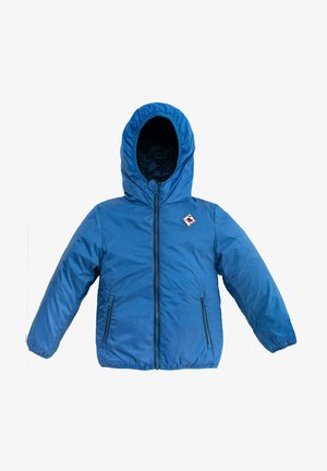 REVERSIBLE HOODED - Veste d'hiver - royal