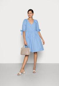 Love Copenhagen - WIGGA DRESS - Day dress - bel air blue - 1