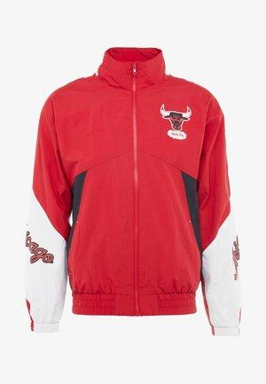 NBA CHICAGO BULLS MIDSEASON - Training jacket - red