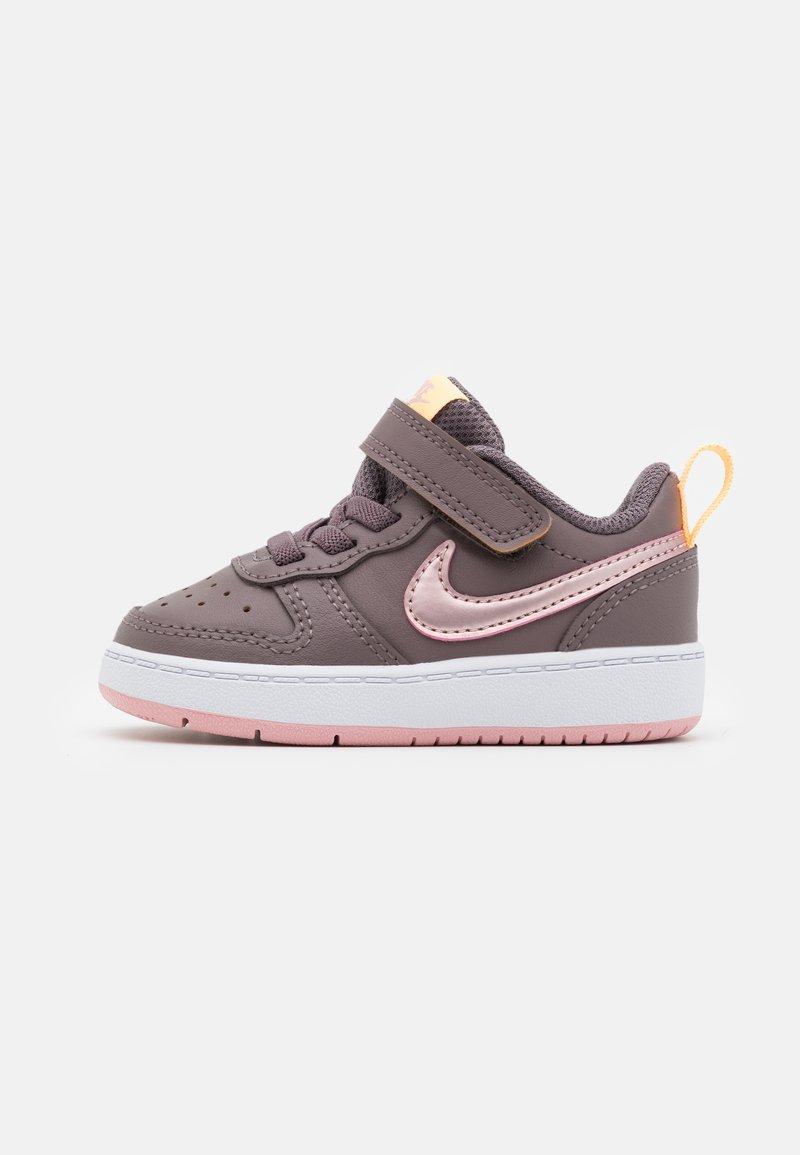 Nike Sportswear - COURT BOROUGH UNISEX - Sneakers - violet ore/pink glaze/melon tint