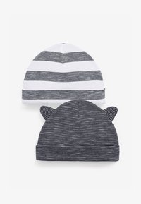Next - 2 PACK  - Beanie - dark blue - 0