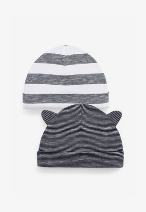 2 PACK  - Beanie - dark blue