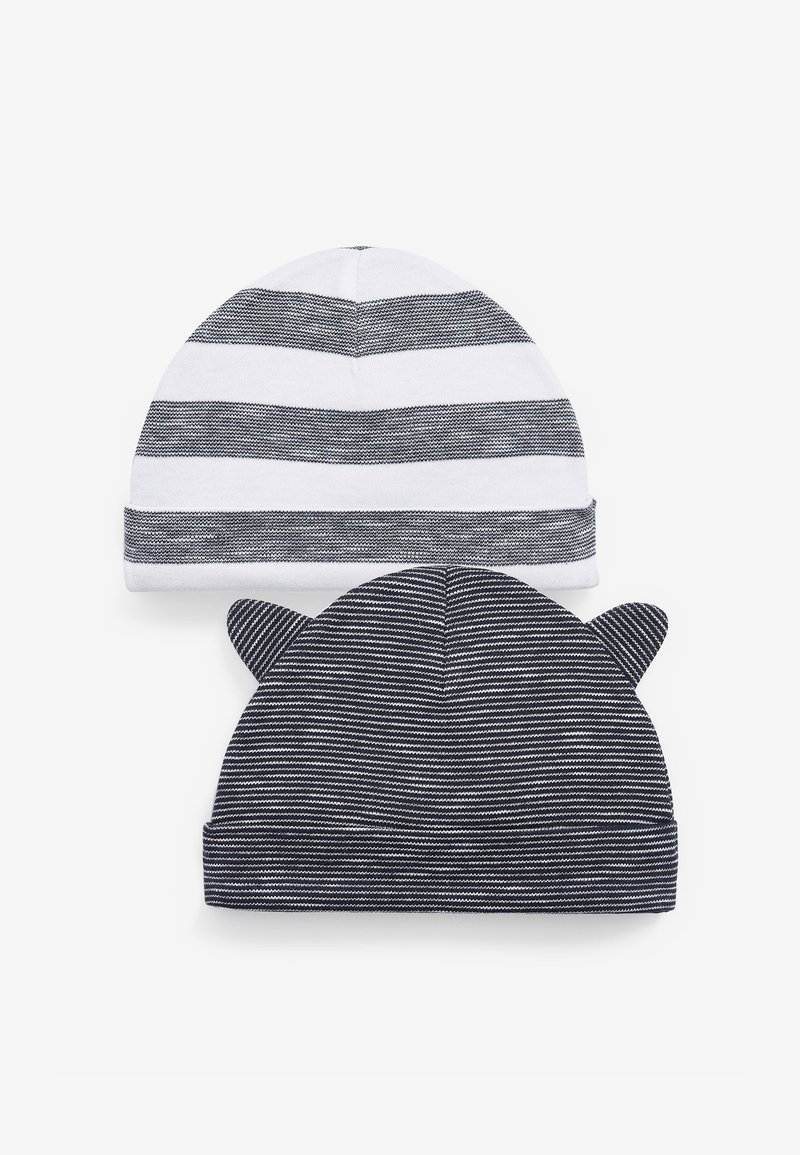 Next - 2 PACK  - Beanie - dark blue